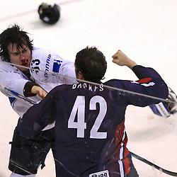 20080511: Ice Hockey - IIHF World Championship, Finland vs USA, Halifax, Canada