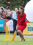 KATE & Prince Willam Play Park Cricket,  Christchurch