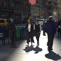 Into NYC light
