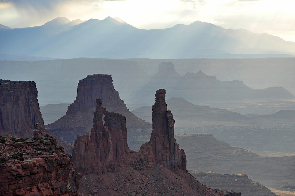 Felsformationen im Canyonlands Nationalpark