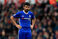 Diego Costa misses Chelsea training to secure Atletico Move - 10 July 2017