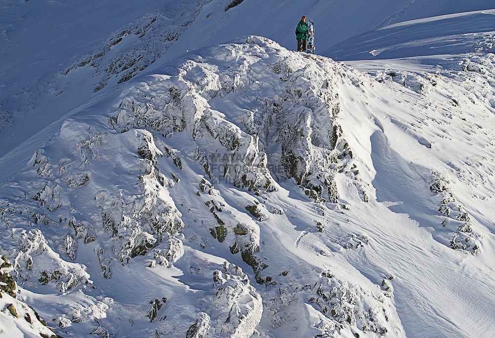 FREERIDE, Snowboard, Christoph Obernosterer, Snowboard, Sonnenkopf, Arlberg