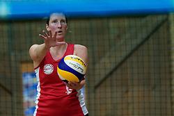04-01-2020 NED: NK Beach volleyball Indoor, Aalsmeer<br /> Judith Boel