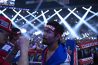 Boxing: WBO welterweight title Manny Pacquiao vs. Timothy Bradley II<br /> Action<br /> MGM Grand Garden Arena/Las Vegas, NV, USA<br /> 4/12/2014<br /> X158076 TK1<br /> Credit: Jed Jacobsohn