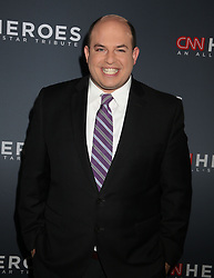 December 9, 2018 - New York City, New York, U.S. - News personality BRIAN STELTER attend the 12th Annual CNN Heroes: An All-Star Tribute held at the American Museum of National History. (Credit Image: © Nancy Kaszerman/ZUMA Wire)