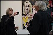 GINNY NEEL; ERIC FISCHL, Eric Fischl, Art Fair paintings. pv. Victoria Miro Fine art. Wharf Rd. London. 13 October 2014.