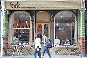 Fork Deli Patisserie, Marchmont Street