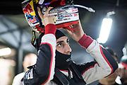 March 12-15, 2019: 1000 Miles of Sebring, World Endurance Championship. Sebastien Buemi,  Toyota Racing, Toyota TS050 Hybrid
