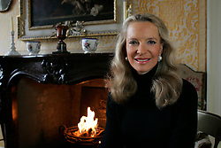 UK ENGLAND LONDON 1FEB05 - Her Royal Highness The Princess Michael of Kent poses for a portrait in her private dining room at the Private Apartments at Kensington Palace, central London. Before marrying Prince Michael in 1978, she was Baroness Marie-Christine von Reibnitz, daughter of Baron von Reibnitz and the former Countess Marianne Szapary of Vienna. The Princess has written two historical books and now lectures internationally at universities, museums and other organisations such as Sotheby's. ..jre/Photo by Jiri Rezac..© Jiri Rezac 2005..Contact: +44 (0) 7050 110 417.Mobile:  +44 (0) 7801 337 683.Office:  +44 (0) 20 8968 9635..Email:   jiri@jirirezac.com.Web:    www.jirirezac.com..© All images Jiri Rezac 2005 - All rights reserved.