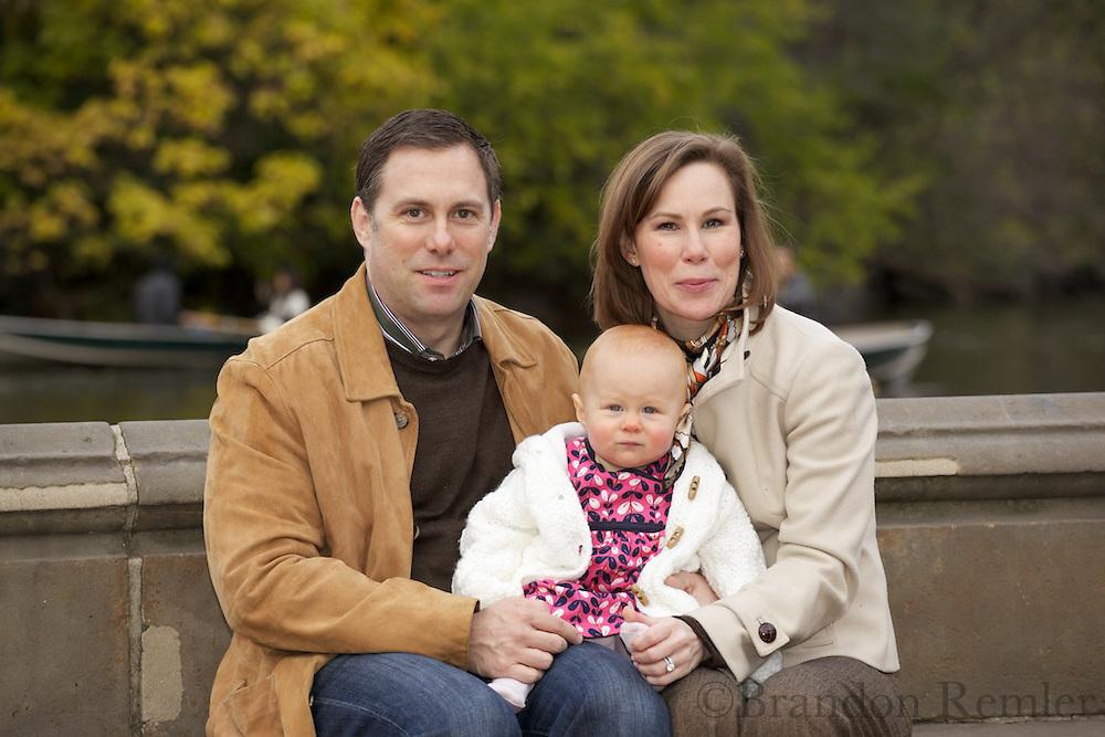 Don Charlyn Park Portraits Central Park
