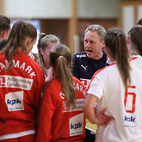 HBALL: 19-3-2016 - Denmark - Russia - U18 Match