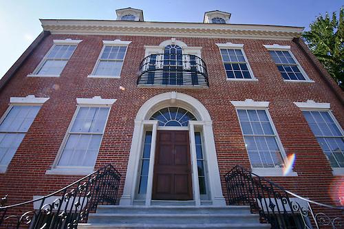 09/21/12   New Castle, DE   Built In 1801 By The