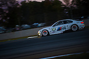Dirk Müller, Uwe Alzen and Jonathan Summerton, BMW Team RLL (GT) BMW E92 M3, Petit Le Mans. Oct 18-20, 2012. © Jamey Price