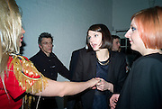 JODIE AHRSH; BEN GRIMES, The Elle Style Awards 2009, The Big Sky Studios, Caledonian Road. London. February 9 2009.  *** Local Caption *** -DO NOT ARCHIVE -Copyright Photograph by Dafydd Jones. 248 Clapham Rd. London SW9 0PZ. Tel 0207 820 0771. www.dafjones.com<br /> JODIE AHRSH; BEN GRIMES, The Elle Style Awards 2009, The Big Sky Studios, Caledonian Road. London. February 9 2009.