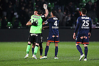 Joie Montpellier - 17.01.2015 - Metz / Montpellier - 21eme journee de Ligue 1<br />