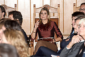 Koningin Maxima bij Conferentie Doing business in fragile states
