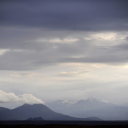 The San Francisco Peaks are sacred to many Native Americans.