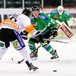 20151020: SLO, Icehockey - EBEL, HDD Telemach Olimpija vs Graz 99ers