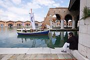"55th Art Biennale in Venice - The Encyclopedic Palace (Il Palazzo Enciclopedico).<br /> Arsenale.<br /> Ragnar Kjartansson (Iceland). ""S.S. Hangover"", 2013."