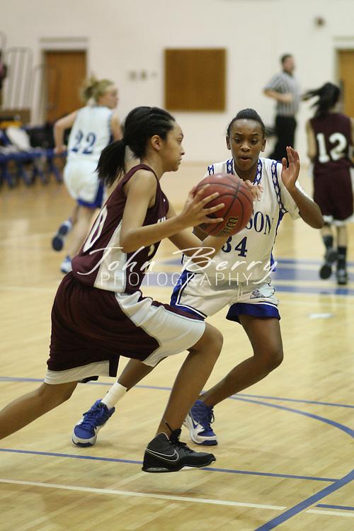 Date:  January/25/10, MCHS JV Girls Basketball vs Warren County Wildcats,
