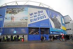 General views of Cardiff City stadium - Mandatory by-line: Nizaam Jones/JMP- 26/12/2017 -  FOOTBALL - Cardiff City Stadium - Cardiff, Wales -  Cardiff City v Fulham - Sky Bet Championship