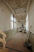 restaurering af audiensgang på Frederiksborg Slot , Slots- og Kulturstyrelsen, stukatørarbejde