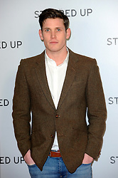 Tommy McDonnell attends the UK Gala screening of 'Starred Up' at the Hackney Picturehouse, London, United Kingdom. Tuesday, 18th March 2014. Picture by Chris Joseph / i-Images