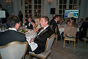 ARTHUR CHAMBERLAIN, Game & Wildlife Conservation Trust's Ball. Savoy Hotel. London. 6 November 2013.