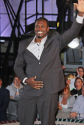 © Licensed to London News Pictures. 12/09/2014, UK. Audley Harrison, Celebrity Big Brother Summer 2014 - Live Final, Elstree Studios, Elstree UK, 12 September 2014. Photo credit : Brett D. Cove/Piqtured/LNP