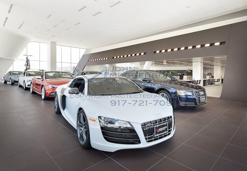 Image Of The Audi Terminal Dealership In South Austin TX New - Audi south austin