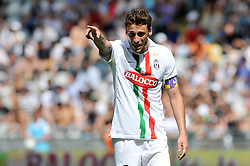 10.04.2011, Stadio Olympico, Turin, ITA, Serie A, Juventus Turin vs FC Genoa, im Bild Claudio Marchisio (Juventus). EXPA Pictures © 2011, PhotoCredit: EXPA/ InsideFoto +++++ ATTENTION - FOR AUSTRIA AND SLOVENIA CLIENT ONLY +++++