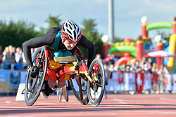 06/08/2017; Luff, Gregory, T34, AUS at 2017 World Para Athletics Junior Championships, Nottwil, Switzerland