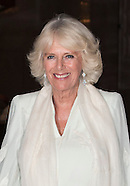Prince Charles & Camilla Attend Dinner, Oman