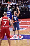 DESCRIZIONE: Biella Gran Gala' del basket - Italia - Portorico<br /> GIOCATORE: Peppe Poeta<br /> CATEGORIA: Nazionale Italiana Maschile Senior<br /> GARA: Biella Gran Gala' del basket - Italia - Portorico<br /> DATA: 30/06/2016<br /> AUTORE: Agenzia Ciamillo-Castoria