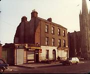 Old Dublin Amature Photos January 1984 WITH, Swiss Cottage, St Annes Clontarf, Malahide Coast Road, St Douglas Ch, Malahide, Black Church,