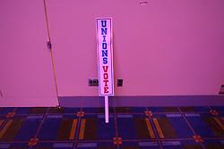 Democratic Presidential hopefuls former Vice-President Joe Biden, Sen. Bernie Sanders, Sen Amy Klobuchar, Rep. Tim Ryan, businessmen Tom Steyer and Andrew Yang and author Marianne Williamson speak at the Philadelphia Council AFL-CIO Workers' Presidential Summit, at the Pennsylvania Convention Center in Philadelphia, PA, on September 17, 2019.