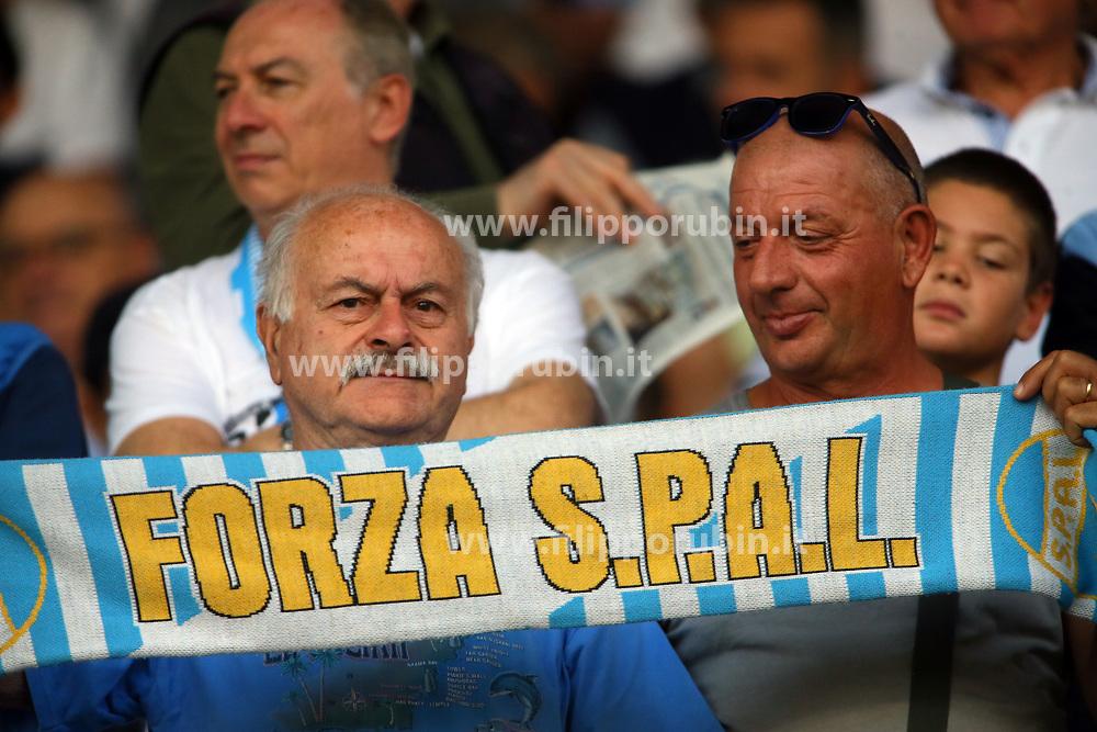 TIFOSI SPAL<br /> SPAL - NAPOLI