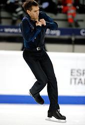 23.03.2010, Torino Palavela, Turin, ITA, ISU World Figure Skating Championships Turin 2010 im Bild Peter Liebers (GER)., Männer Kurzprogramm, EXPA Pictures © 2010, PhotoCredit: EXPA/ InsideFoto/ Perottino / SPORTIDA PHOTO AGENCY