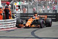 Monaco - Formula 1 - Gran Premio di Monaco di Formula 1 - Nella foto: Jenson Button - McLaren