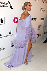 February 24, 2019 - West Hollywood, CA, USA - LOS ANGELES - FEB 24:  Leona Lewis at the Elton John Oscar Viewing Party on the West Hollywood Park on February 24, 2019 in West Hollywood, CA (Credit Image: © Kay Blake/ZUMA Wire)