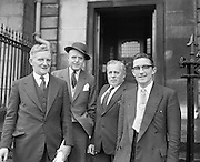24/09/1957<br /> 09/24/1957<br /> 24 September 1957<br /> <br /> Deputation to Minister for Local Government - Cork