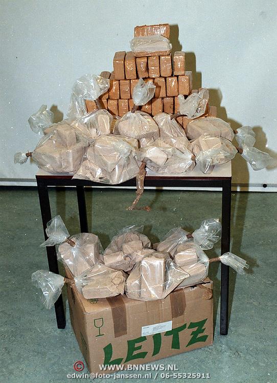 44 Kilo heroine gevonden bij inval
