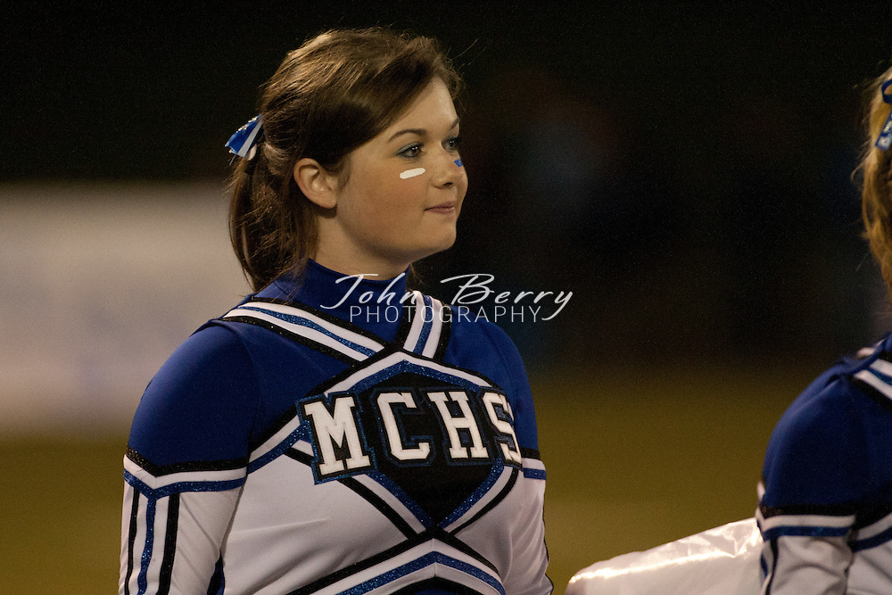 October/1/10:  MCHS Varsity Football vs Page.  Homecoming.  Madison defeats Page 28-7.  Jordan Aylor crowned 2010 Homecoming Queen.