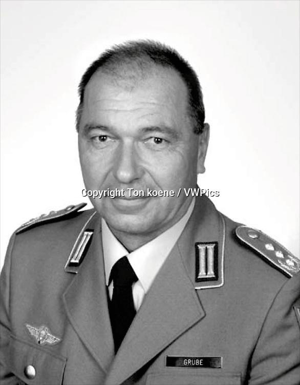 grube, commandant duitse leger in Kunduz, afghanistan.