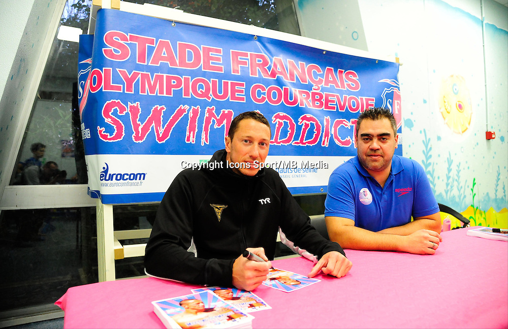 Frederick BOUSQUET  / Olivier SANGARIA -  16.01.2015 - Meeting de Courbevoie 2015<br />