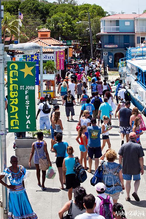 St. John Carnival 2012 © Aisha-Zakiya Boyd