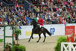 Dreher, Hans-Dieter, Embassy II<br /> Göteburg - FEI Weltcup Finale 2013<br /> Rolex Finale II<br /> © www.sportfotos-lafrentz.de/Stefan Lafrentz