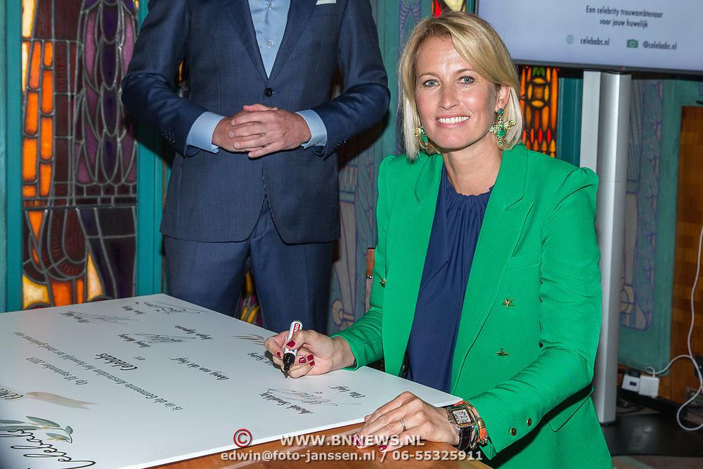 NLD/Amsterdam/20190910 - Lancering Platform Celebabs, Anouk Smulders