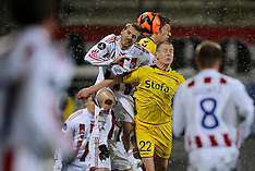 20101129 AC Horsens-AAB Superliga fodbold