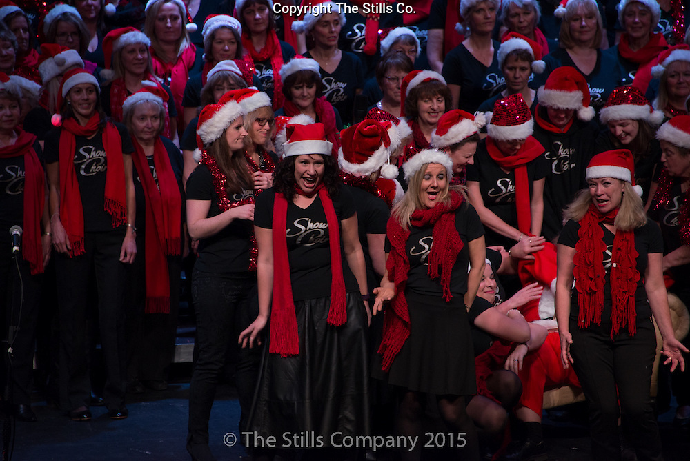 Show Choir Christmas Concert 2015